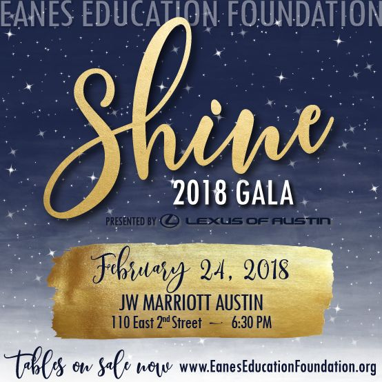 Join us for the 2018 EEF Gala, February 24